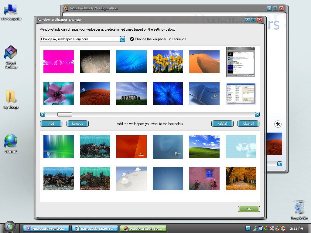Скачать WindowBlinds v.8.0.2