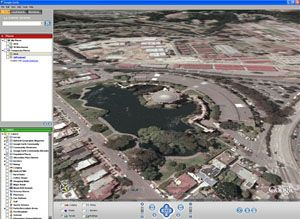 Скачать Google Earth v.7.1.8.3036