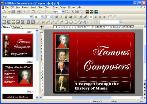 Скачать SoftMaker FreeOffice v.1.0.0.3815