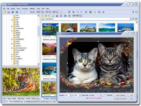 Скачать FastStone Image Viewer v.6.2
